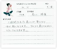 K.Nさん 46歳 女性